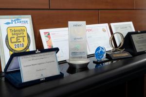 Premio ABRALOG de Multimodalidade - Grupo Master Express