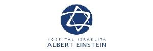 Logo do Hospital Albert Einstein